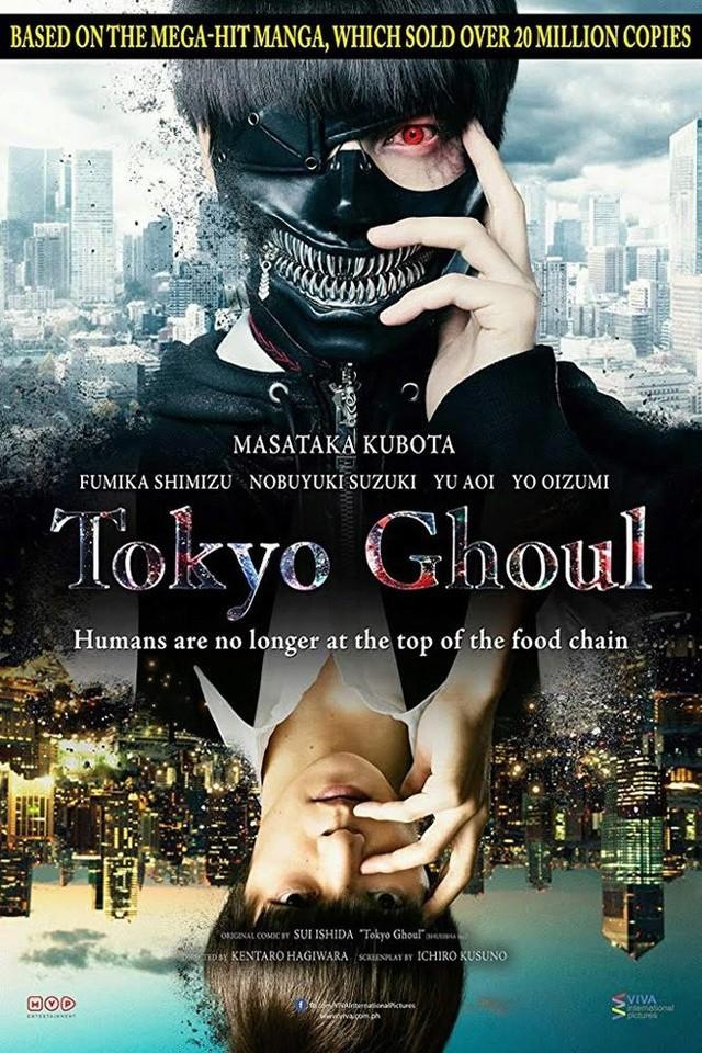 [Tokyo Ghoul] Film live - avis Images10