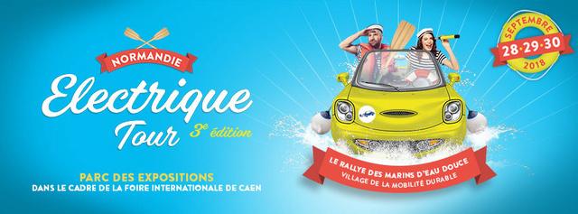 Normandie Electrique Tour 2018 : Le Rallye des Marins d'eau douce ! Image113