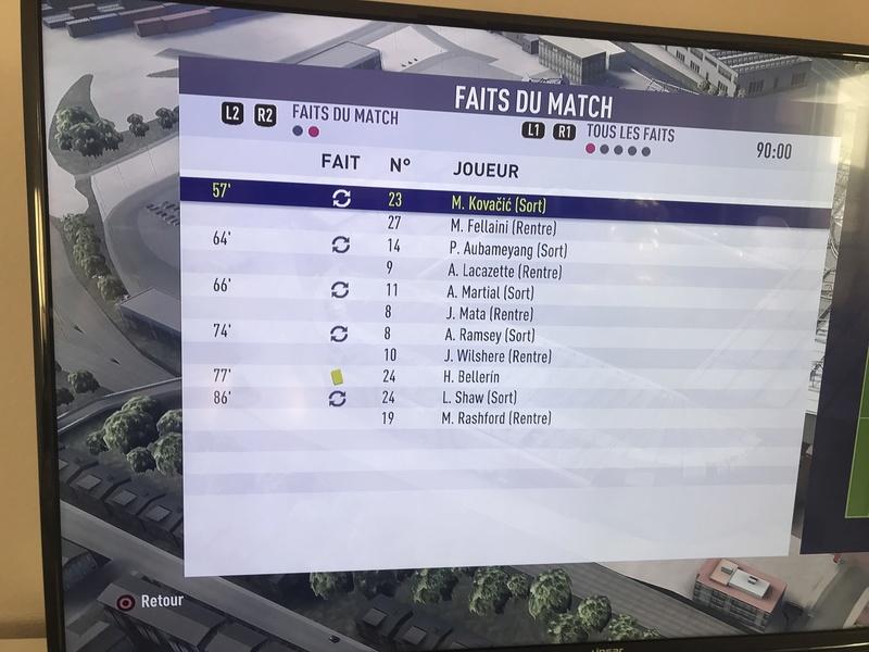 Arsenal vs Manchester United 370c4310