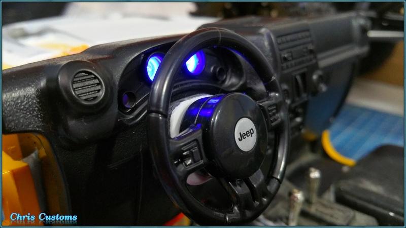 Chris Customs. Jeep Wrangler // Badass Project !!!!!  - Page 3 4210