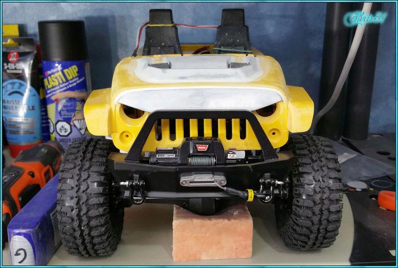 Chris Customs. Jeep Wrangler // Badass Project !!!!!  - Page 2 Badass11