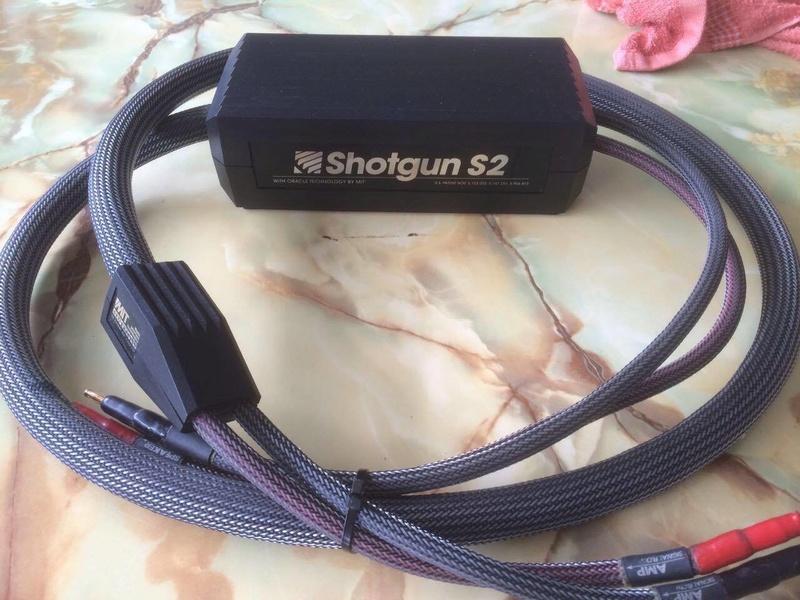 Shortgun S2 speaker cable 16731810