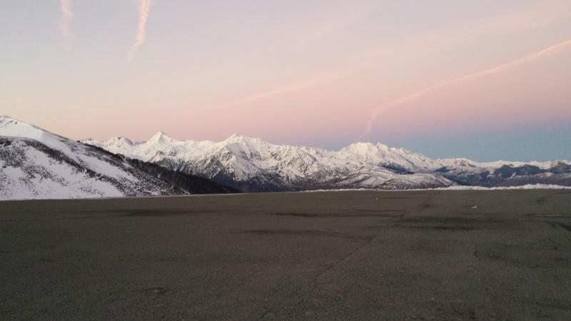 Conditions venteuses à la montagne Gyrard10