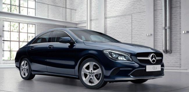 Sedãs de luxo mais vendidos – CLA impulsiona liderança folgada da Mercedes Cla-1810