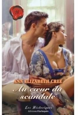 Au cœur du scandale de Ann Elisabeth Cree Au-coe10
