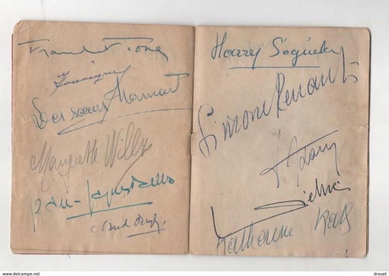 Kermesse aux étoiles Paris Antony 1952 à 1957 058_0013