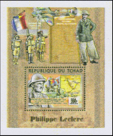 Tchad LECLERC 18710