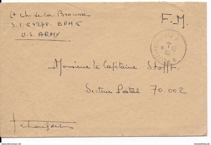 bureau postal militaire n° 6 240_0010