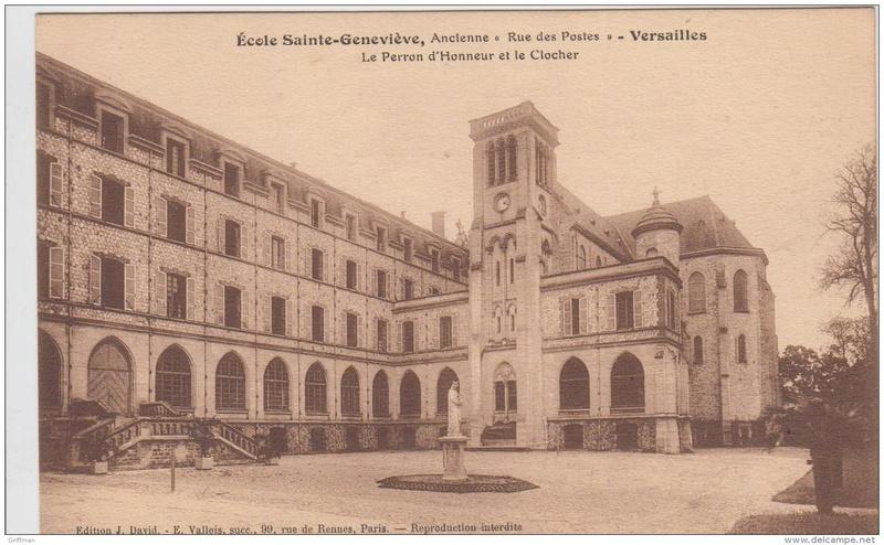 Versailles Yvelines ( + Borne 538 ) 433_0010