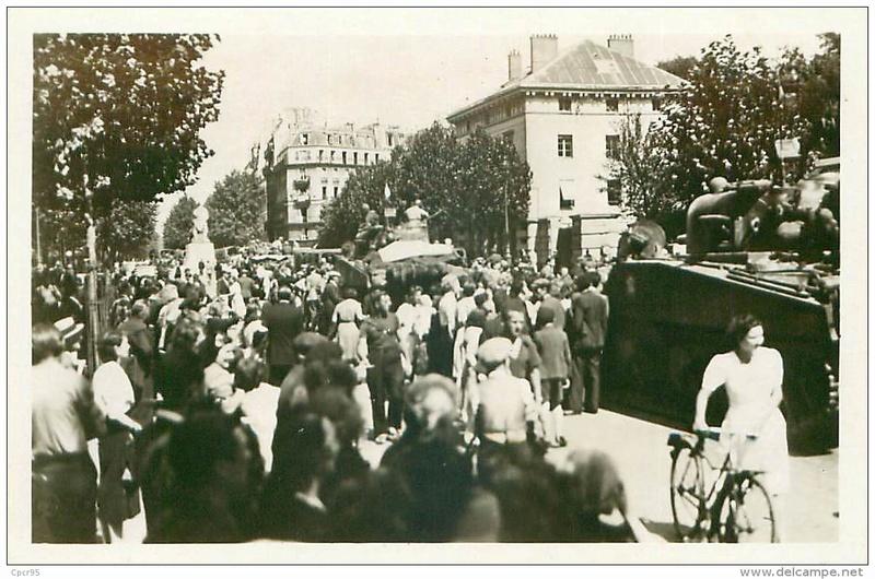 Avenue de la Porte d'Orléans Paris Seine (Rouvillois) 602_0012
