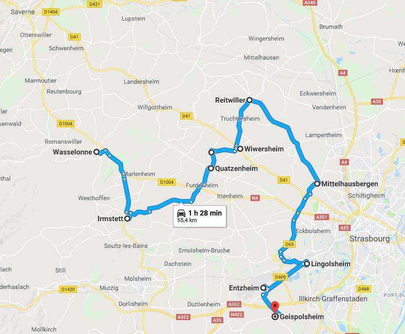 Wasselonne Bas-Rhin Wassel11