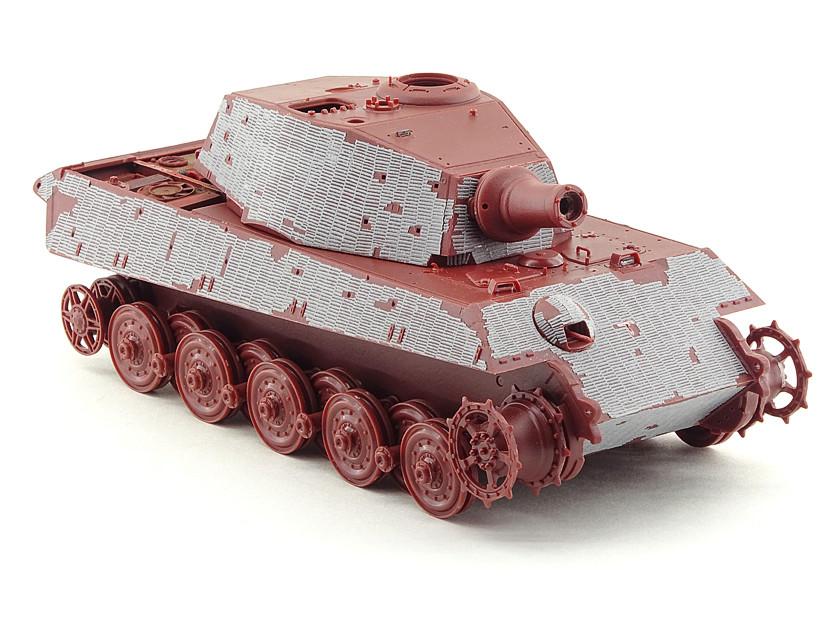 Sd.Kfz. 182 King Tiger (turret Henschel) MENG 1/35° + Full interior et Zim MENG + P.E Eduard + tube Aber [Terminé] King_t45