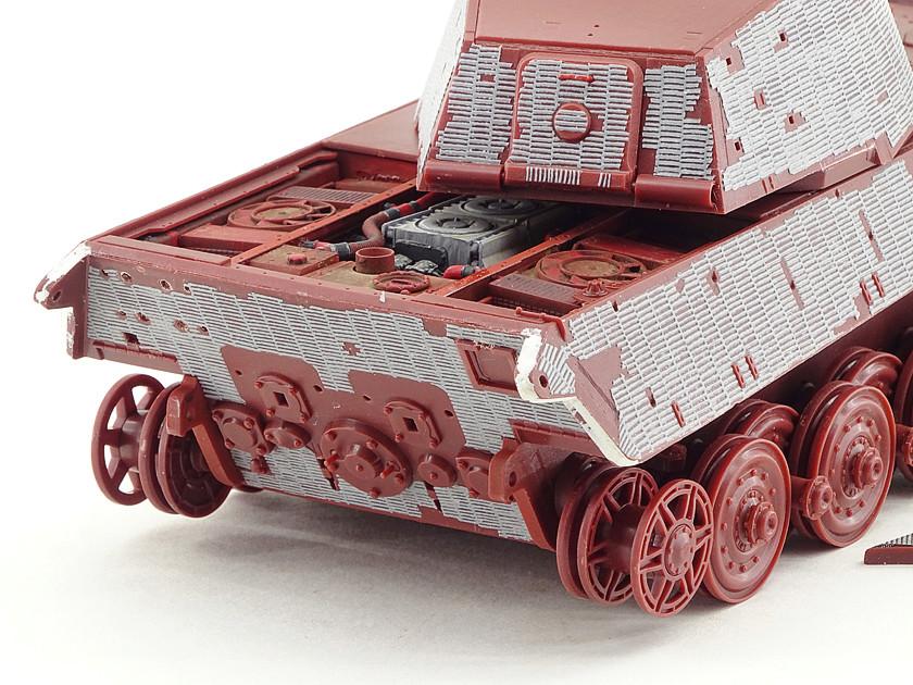 Sd.Kfz. 182 King Tiger (turret Henschel) MENG 1/35° + Full interior et Zim MENG + P.E Eduard + tube Aber [Terminé] King_t46