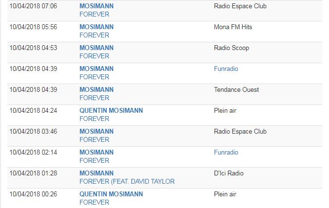 Diffusions radio - Page 3 Radio50
