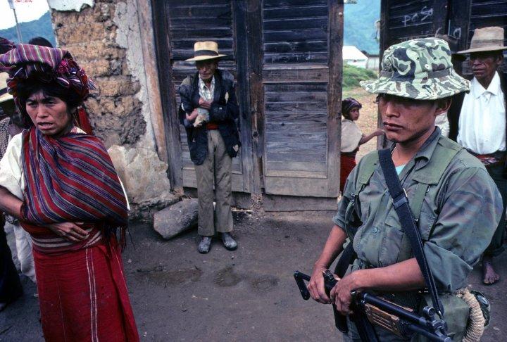 "Guatemalan ""Noodle"" Camouflage -510"