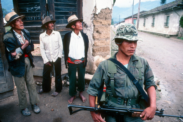"Guatemalan ""Noodle"" Camouflage 16071210"