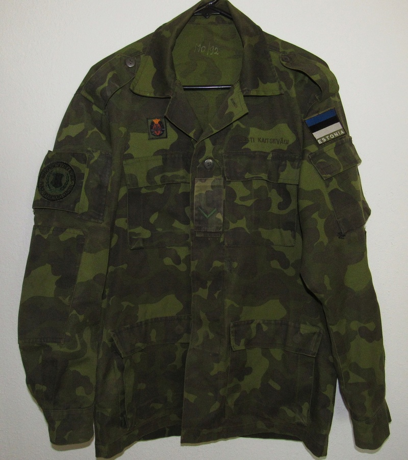 My Estonian Military/Police Stuff Estoni10