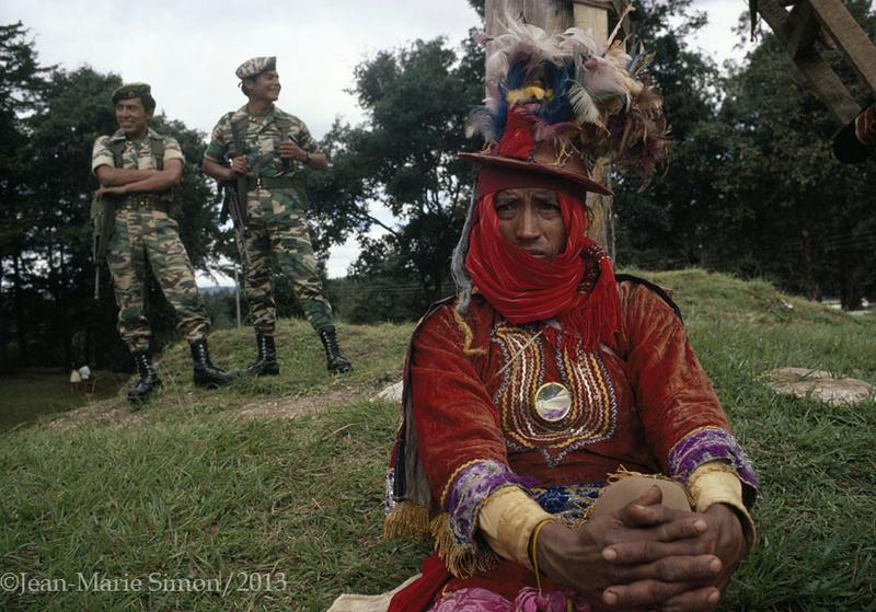 "Guatemalan ""Noodle"" Camouflage F14_010"