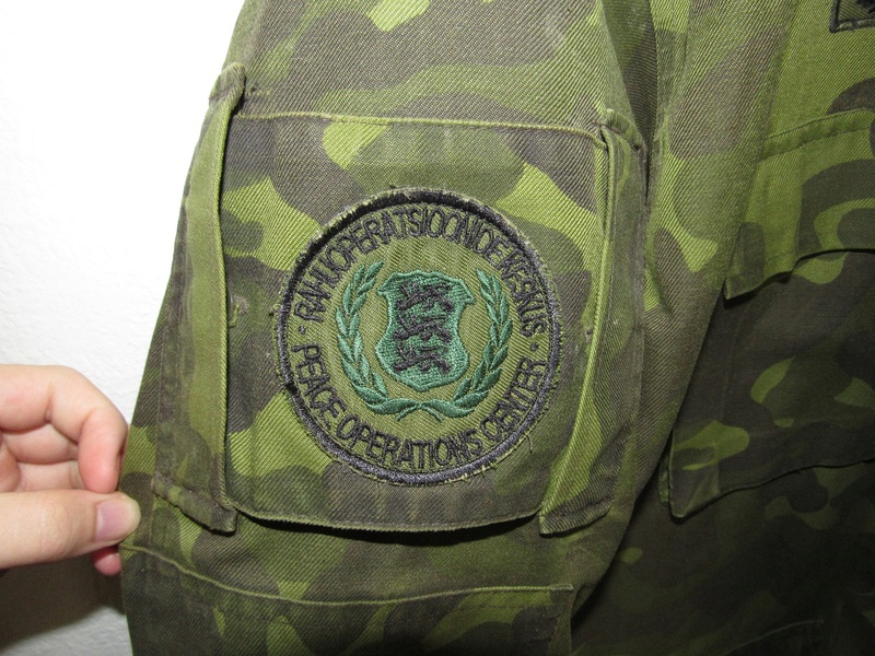 My Estonian Military/Police Stuff Peace_10