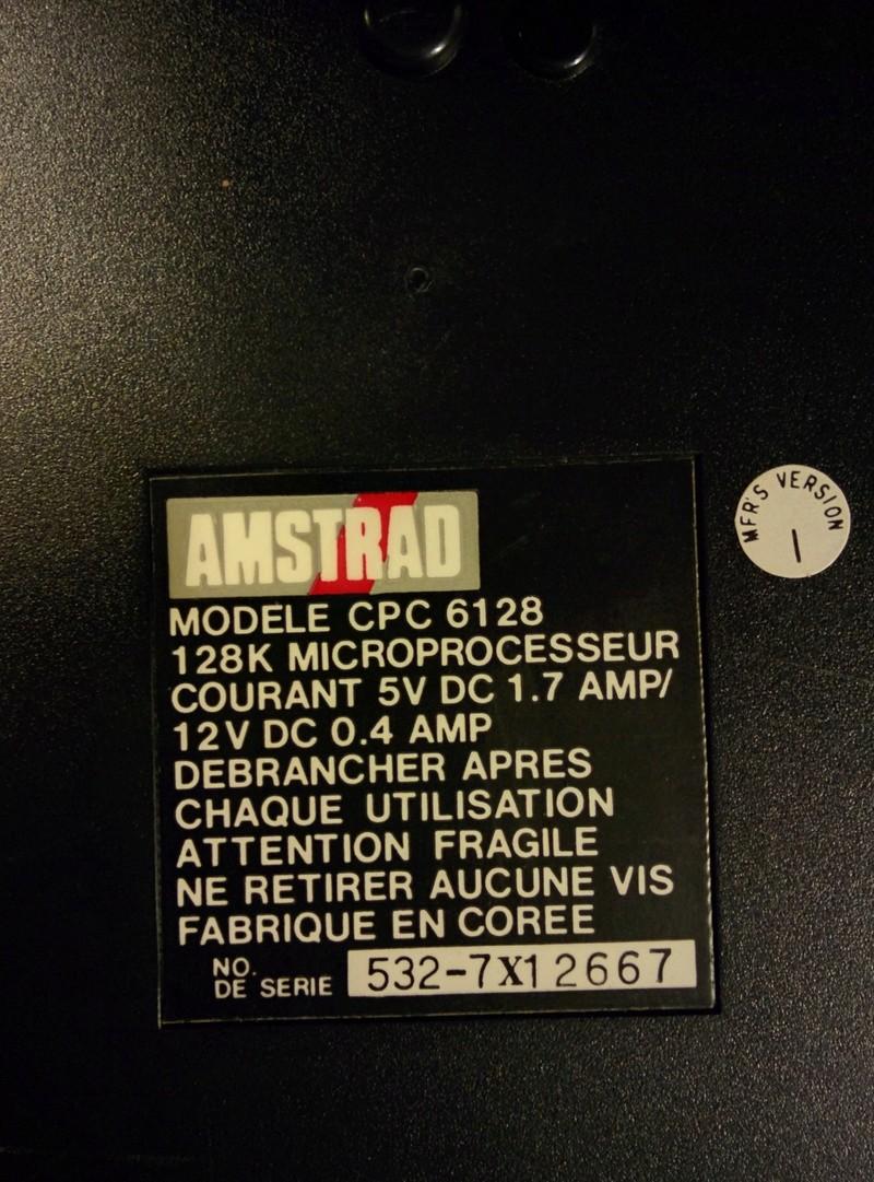 Amstrad CPC 6128 - RIP ? Img_2022