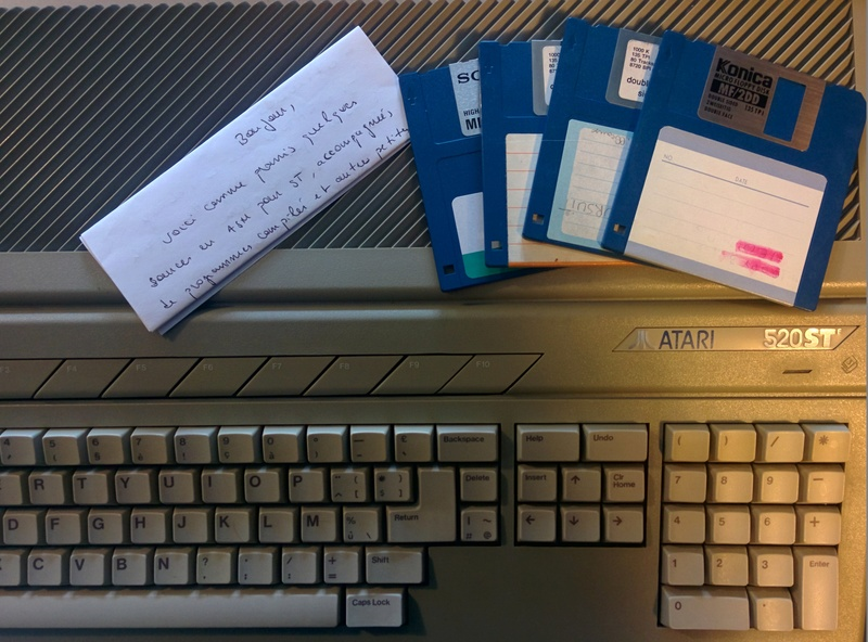 Programmer sur Atari ST aujourd'hui - Page 2 Img_2038