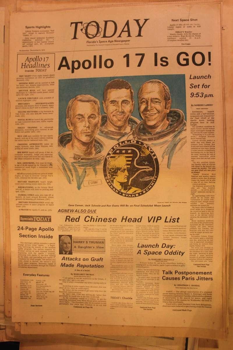 Compte à rebours avant Noël Apollo13