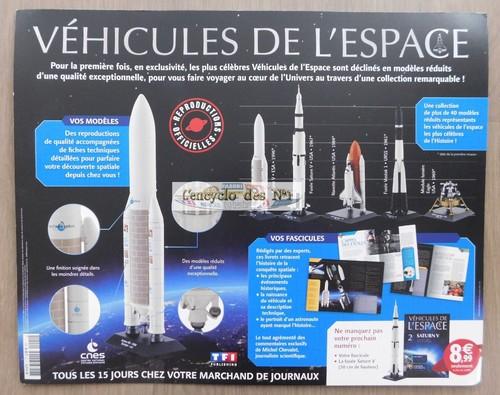 Collection Véhicule de l'Espace - DE AGOSTINI  Maquet11