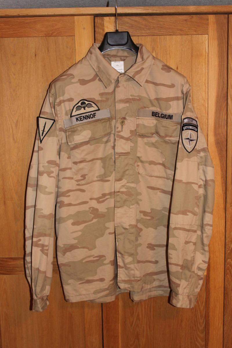 Belgian Desert Uniforms Img_0813
