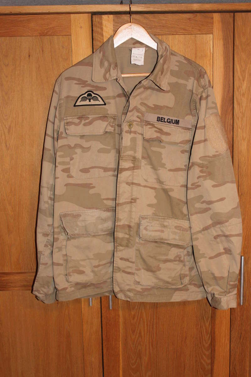 Belgian Desert Uniforms Img_2082