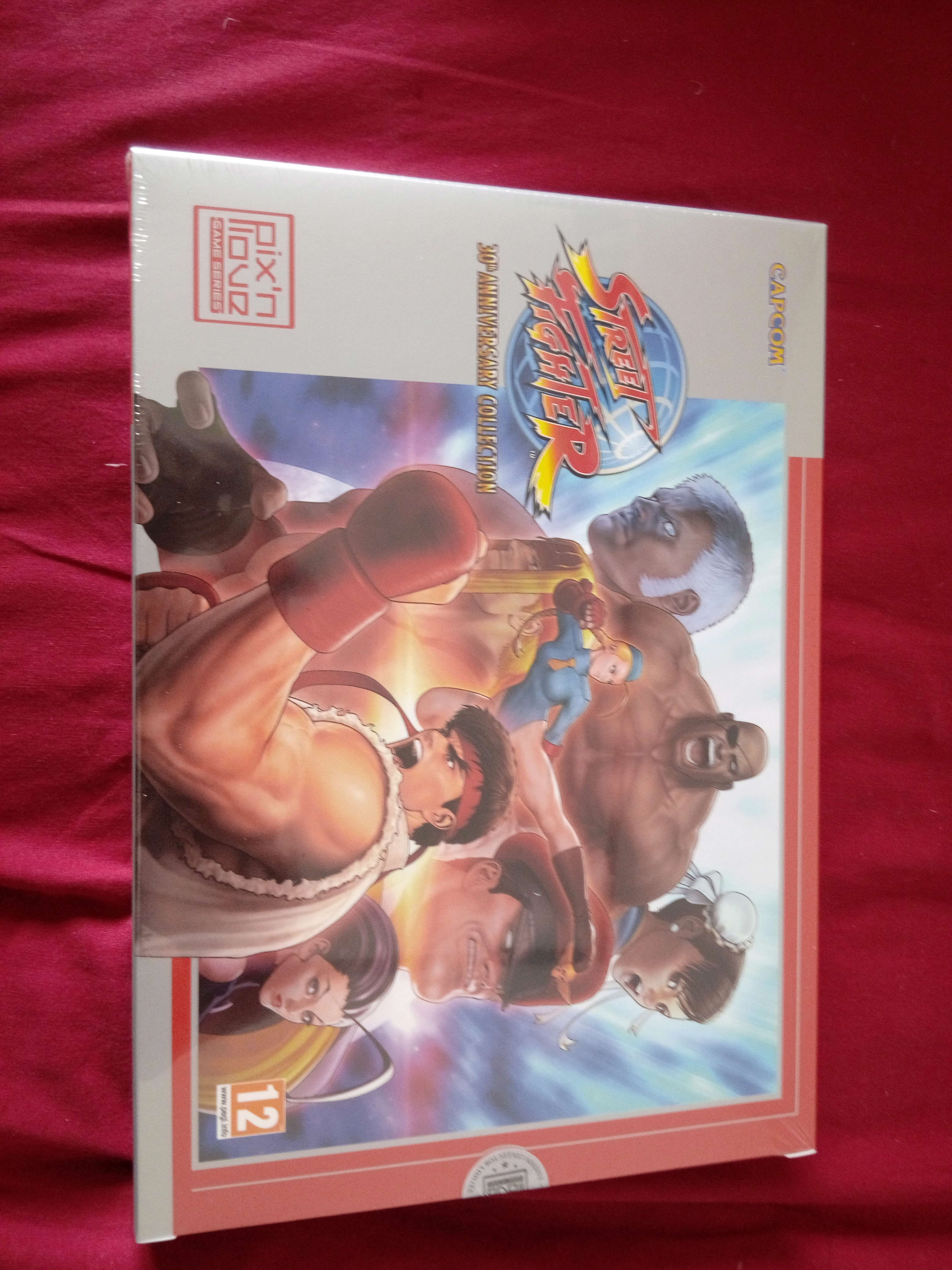 Street Fighter 30th Anniversary Collection ou la collection incomplète... - Page 9 Img_2014
