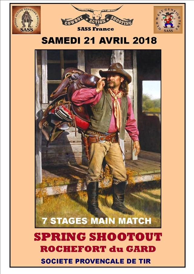 Spring Shootout - Rochefort Affich10