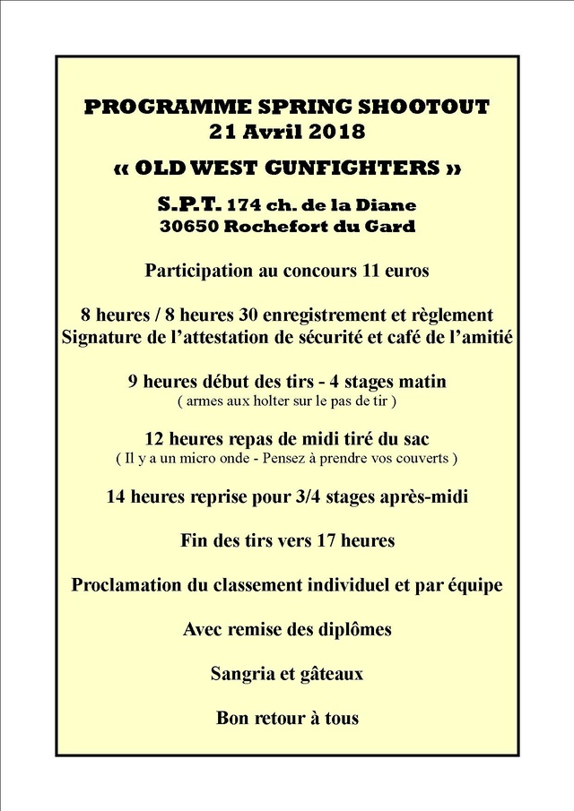 Spring Shootout - Rochefort - Page 2 Progra12