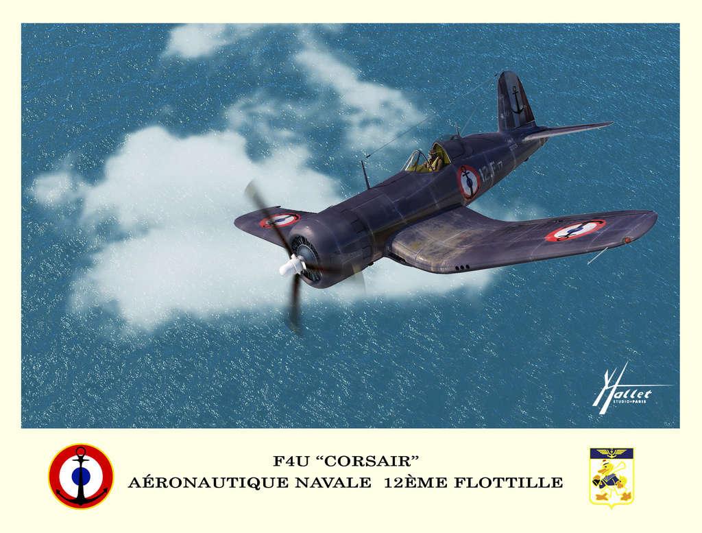 UUS class Fletcher et F4u F4u_vo10