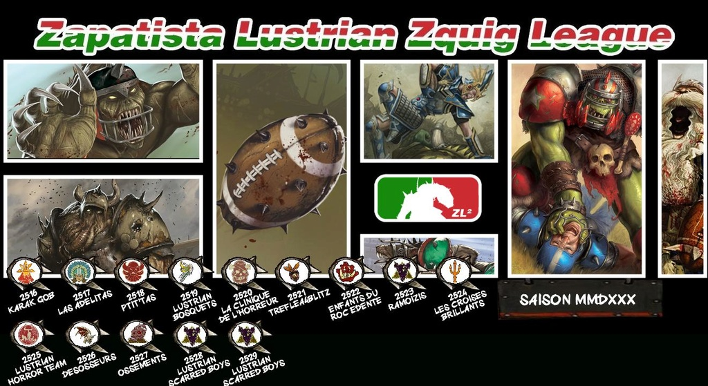 Zapatista Lustrian Zquig League