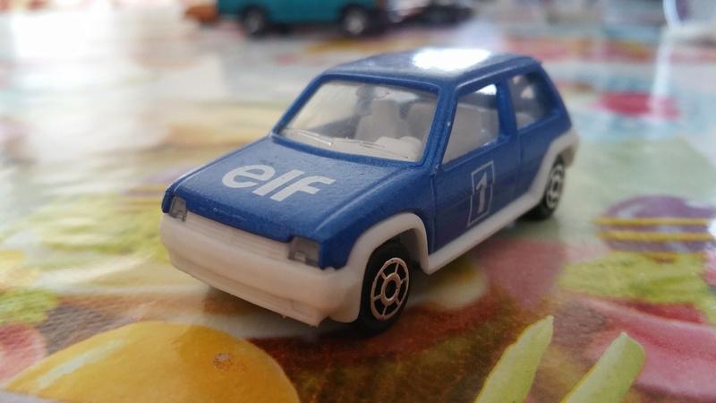 N°205 RENAULT SUPERCINQ GT TURBO 20180318
