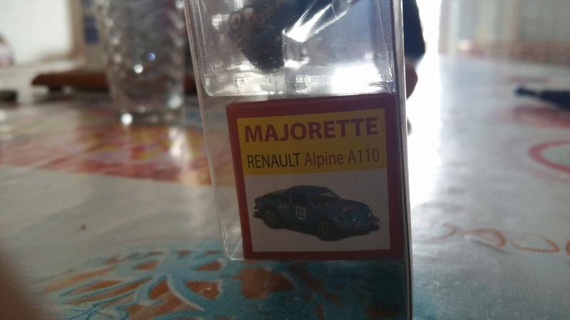 N°210A RENAULT ALPINE A110 20180358