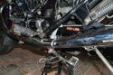 GL 650 Hinterrad Bremse Bremsg10