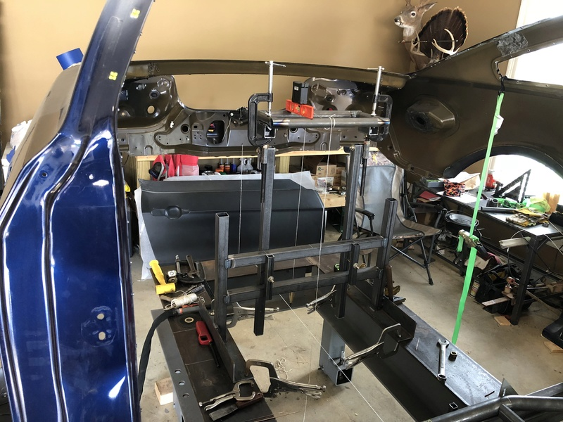 2012 Mustang 25.1 chassis build Img_0314