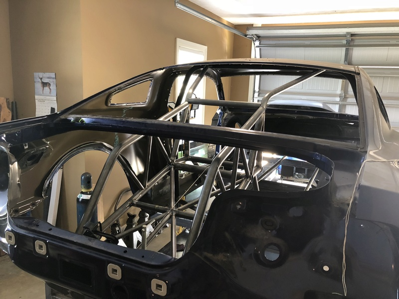 2012 Mustang 25.1 chassis build Img_0511