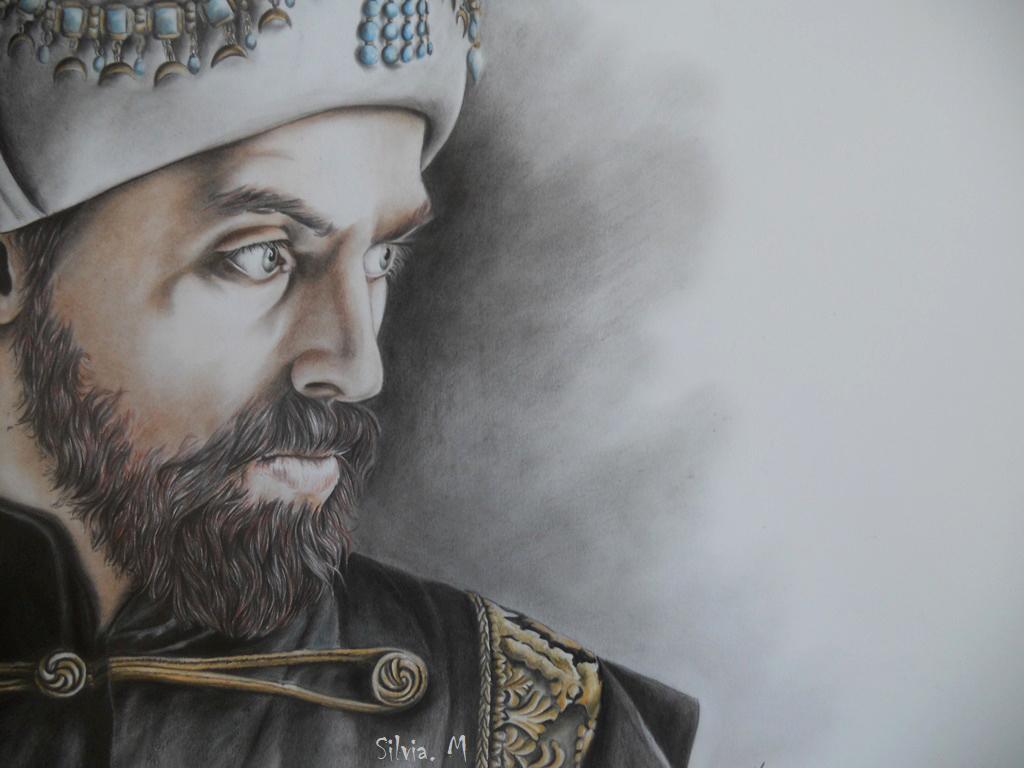 Sultán Suleiman el magnífico Cvc10