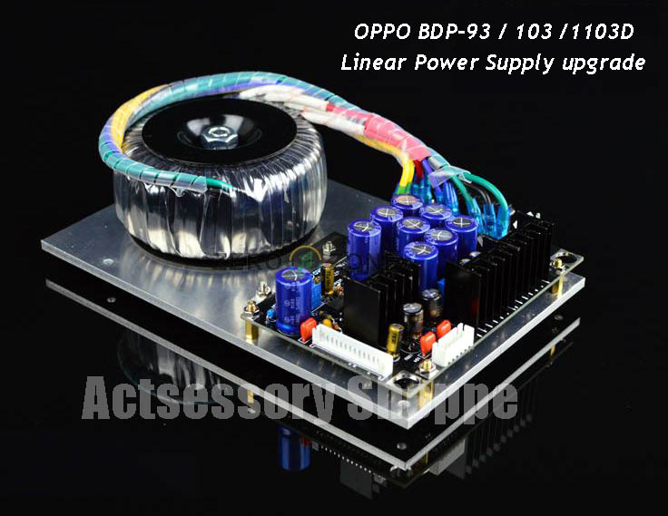 Linear Power Supply module upgrade for OPPO BDP-103D / 103 / BDP-93 103s2_10