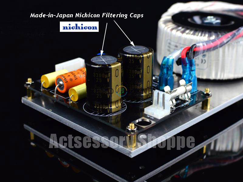 Linear Power Supply module upgrade  for OPPO UDP-203 203_d110