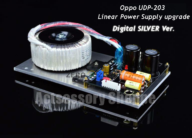 Linear Power Supply module upgrade  for OPPO UDP-203 203_d310