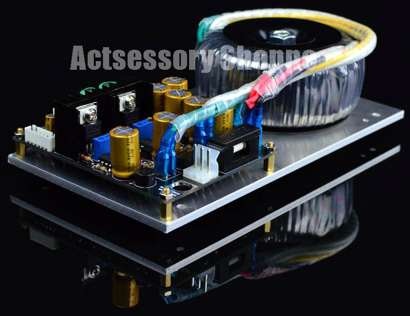 Linear Power Supply module upgrade  for OPPO UDP-203 203_s_10