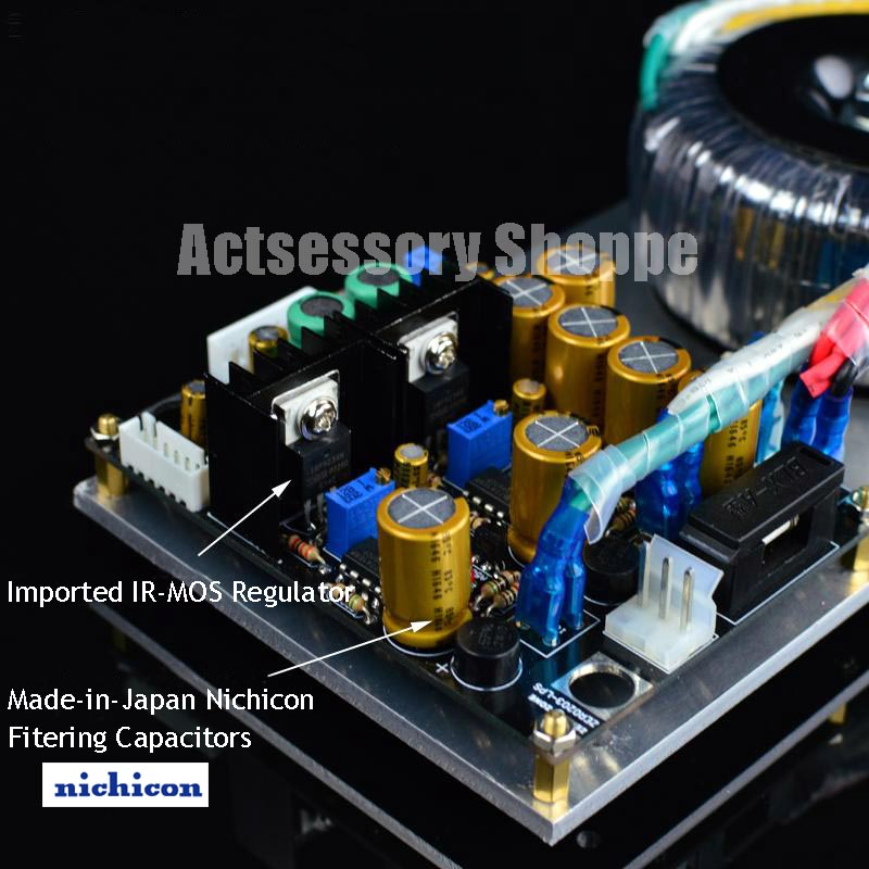 Linear Power Supply module upgrade  for OPPO UDP-203 203_s_12