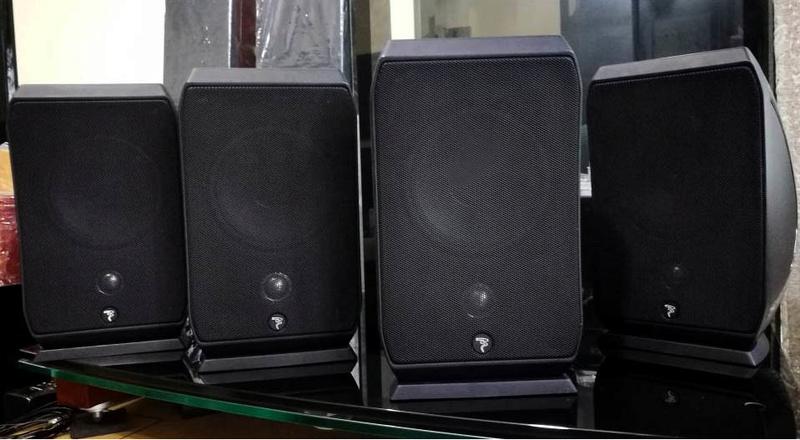 Focal - JM Lab SIB Speakers, 5pcs Focal210