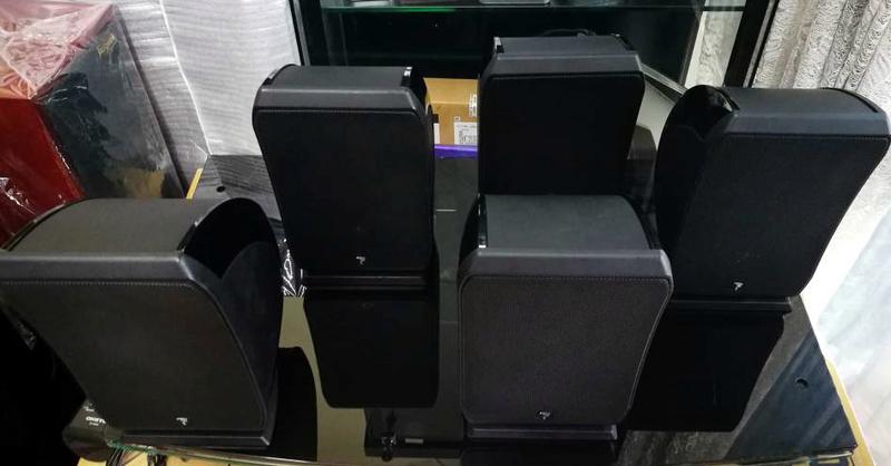 Focal - JM Lab SIB Speakers, 5pcs Focal_11