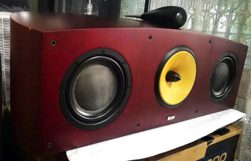 B&W Nautilus™ HTM1 Center Channel 3-Way Loudspeaker System, England Htm1i10