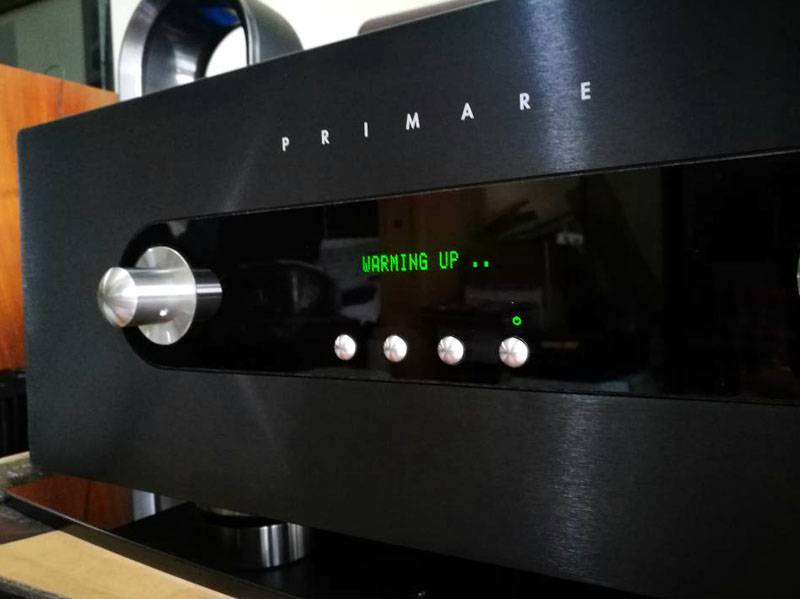 Primare SP32 Audiophile AV Pre-Processor, Pre-Amp, HDMI board Upgraded Version. Sweden (Used) Primar10