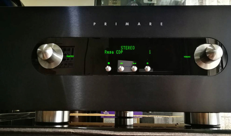 Primare SP32 Audiophile AV Pre-Processor, Pre-Amp, HDMI board Upgraded Version. Sweden (Used) Primar12